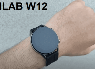 IMILAB W12 SmartWatch