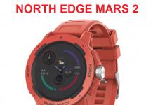 NORTH EDGE MARS 2 SmartWatch