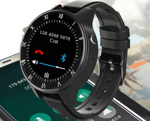 Rogbid Panda 4G SmartWatch Design