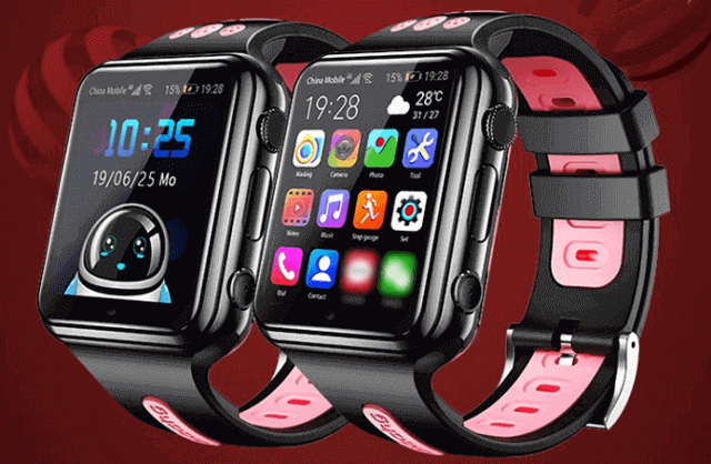 W5 4G Smartwatch Features
