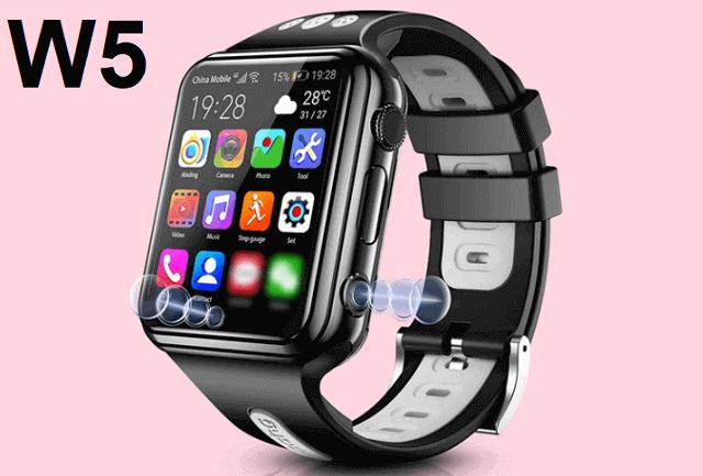W5 4G Smartwatch