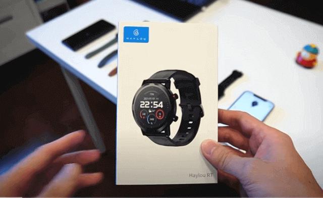 Xiaomi Haylou RT LS05S Box