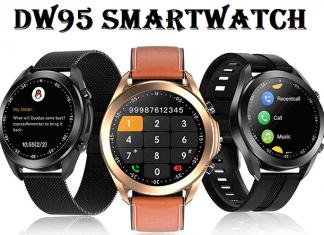 DW95 SmartWatch