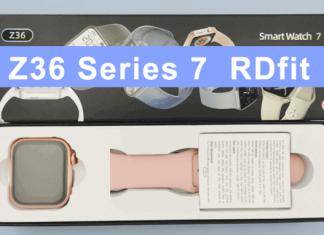 IWO Z36 Smartwatch