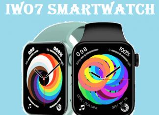 IWO7 SmartWatch
