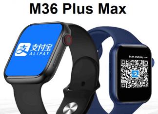M36 Plus Max SmartWatch