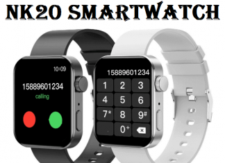 NK20 SmartWatch