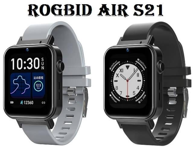 Rogbid Air 4G SmartWatch