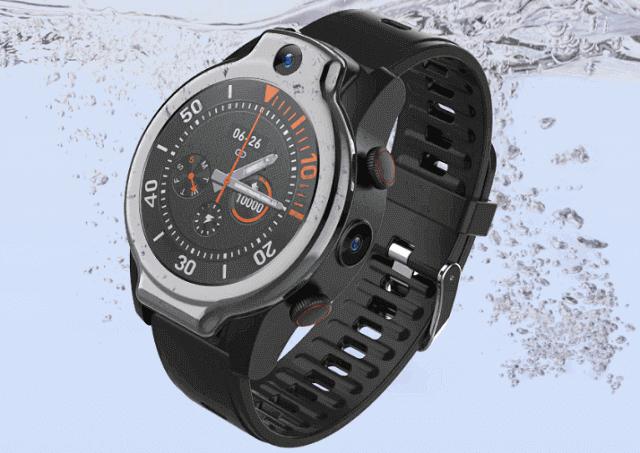 Rogbid Brave S Smartwatch Features