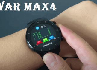 Vwar MAX4 SmartWatch