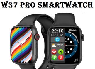 W37 Pro Smartwatch