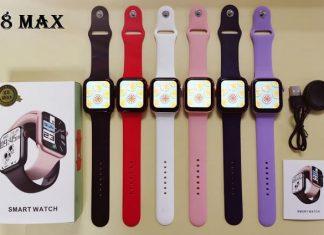 X8 Max SmartWatch