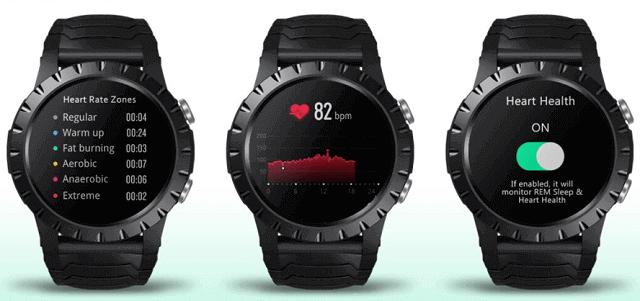 Zeblaze Stratos Smartwatch Features