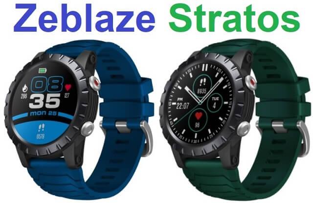 Zeblaze Stratos Smartwatch