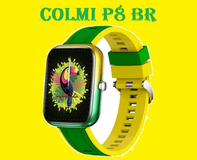 COLMI P8 BR Smartwatch