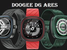 DOOGEE DG Ares smartwatch