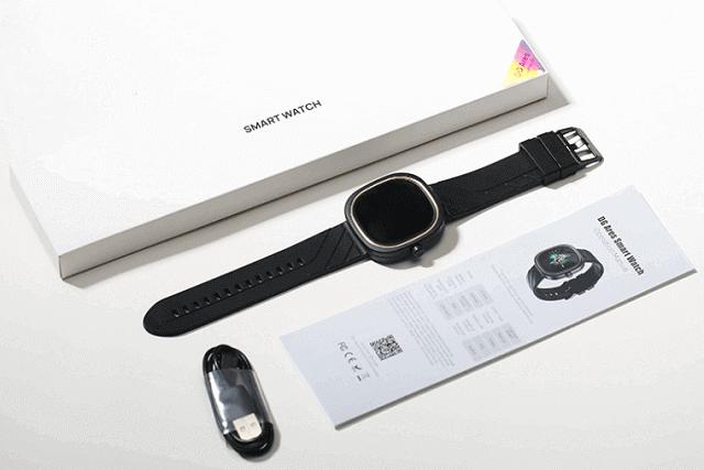 DOOGEE DG Ares smartwatch Design