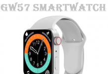 GW57 SmartWatch