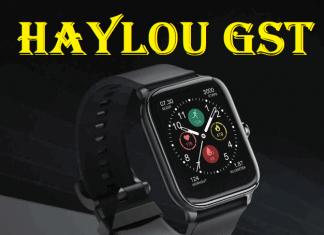 Haylou GST SmartWatch