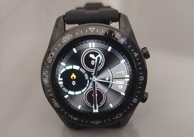 Keshuyou I12 Watch Design 1