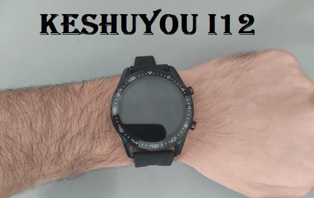 KESHUYOU I12 SmartWatch