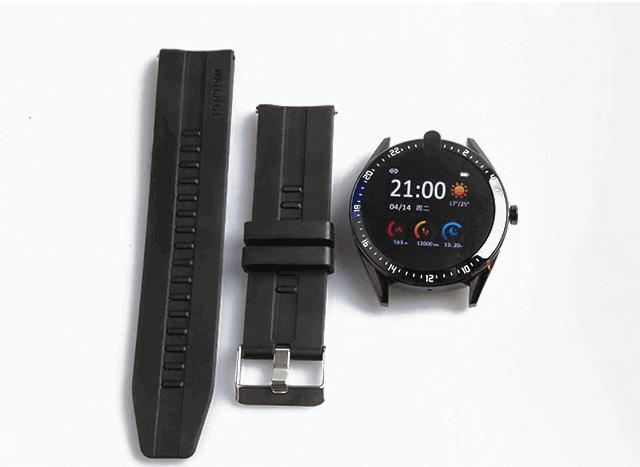 KESHUYOU K60 SmartWatch Features