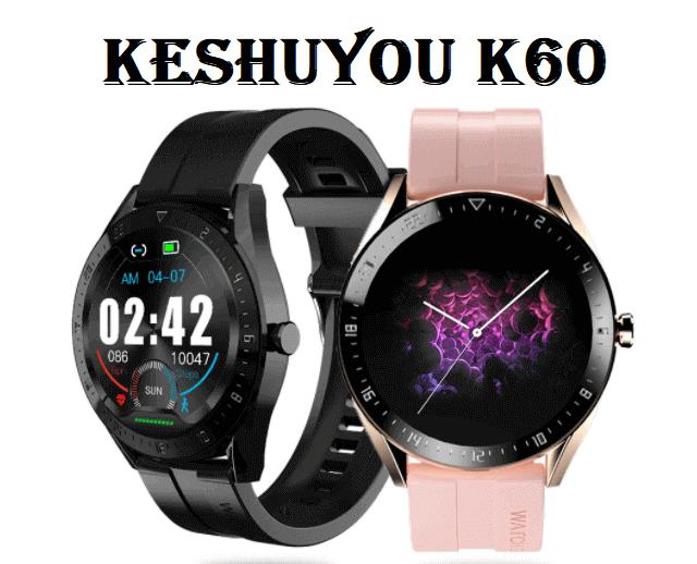 KESHUYOU K60 SmartWatch