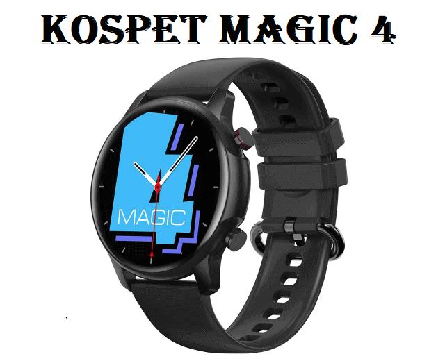KOSPET MAGIC 4 SmartWatch