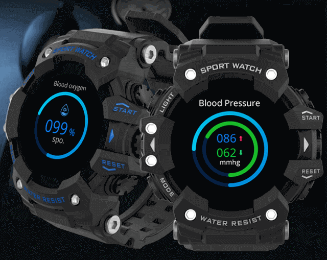 LC11 SmartWatch Features