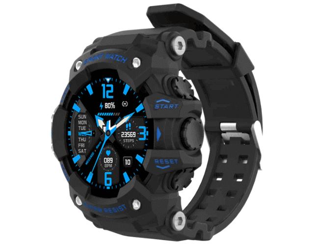 LC11 Sport SmartWatch Design