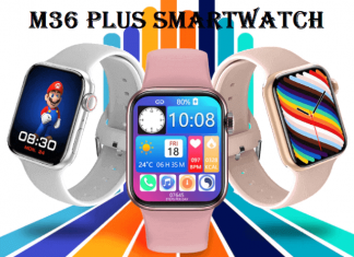 M36 Plus SmartWatch