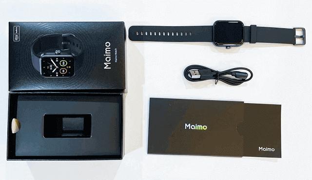 Maimo Watch Design