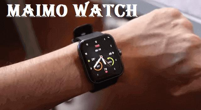 Maimo Watch Smartwatch