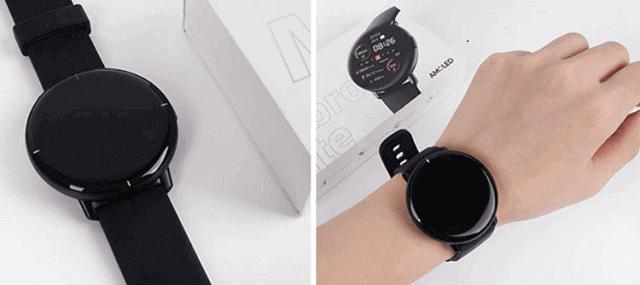 Mibro Lite smart watch design