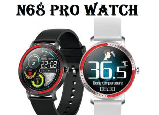 N68 Pro smartwatch