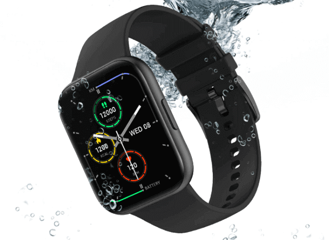 P25 Smartwatch Features