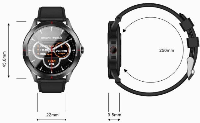Q29 SmartWatch Design