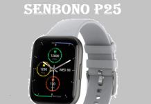 Senbono P25 Smartwatch