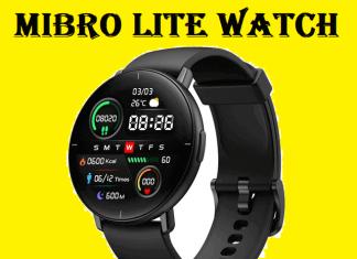 Xiaomi Mibro Lite smartwatch