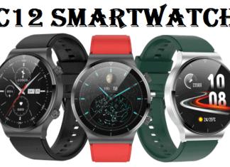 C12 SmartWatch