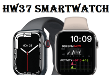 HW37 smartwatch