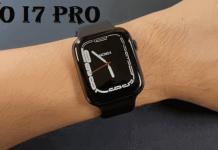 IWO I7 Pro SmartWatch