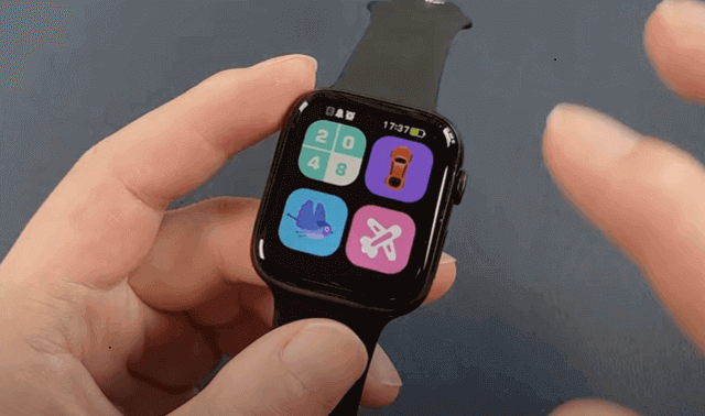 IWO I7 Pro SmartWatch Features