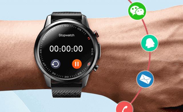 KUMI KU3 Pro smartwatch Features