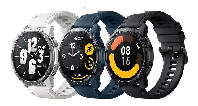 Xiaomi Watch Color 2 Design