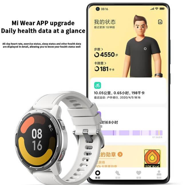 Xiaomi Watch Color 2 User Manual